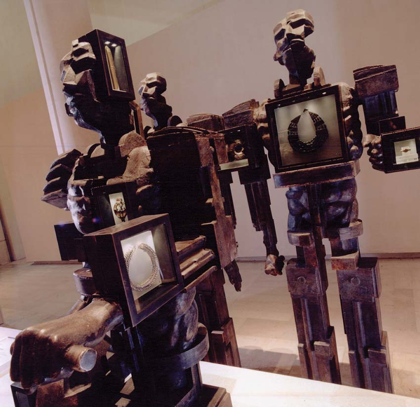 Early Man, Artist: Eduardo Paolozzi RA