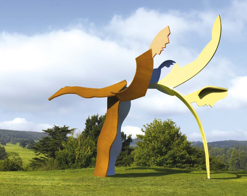 Arabesque, Artist: Allen Jones RA