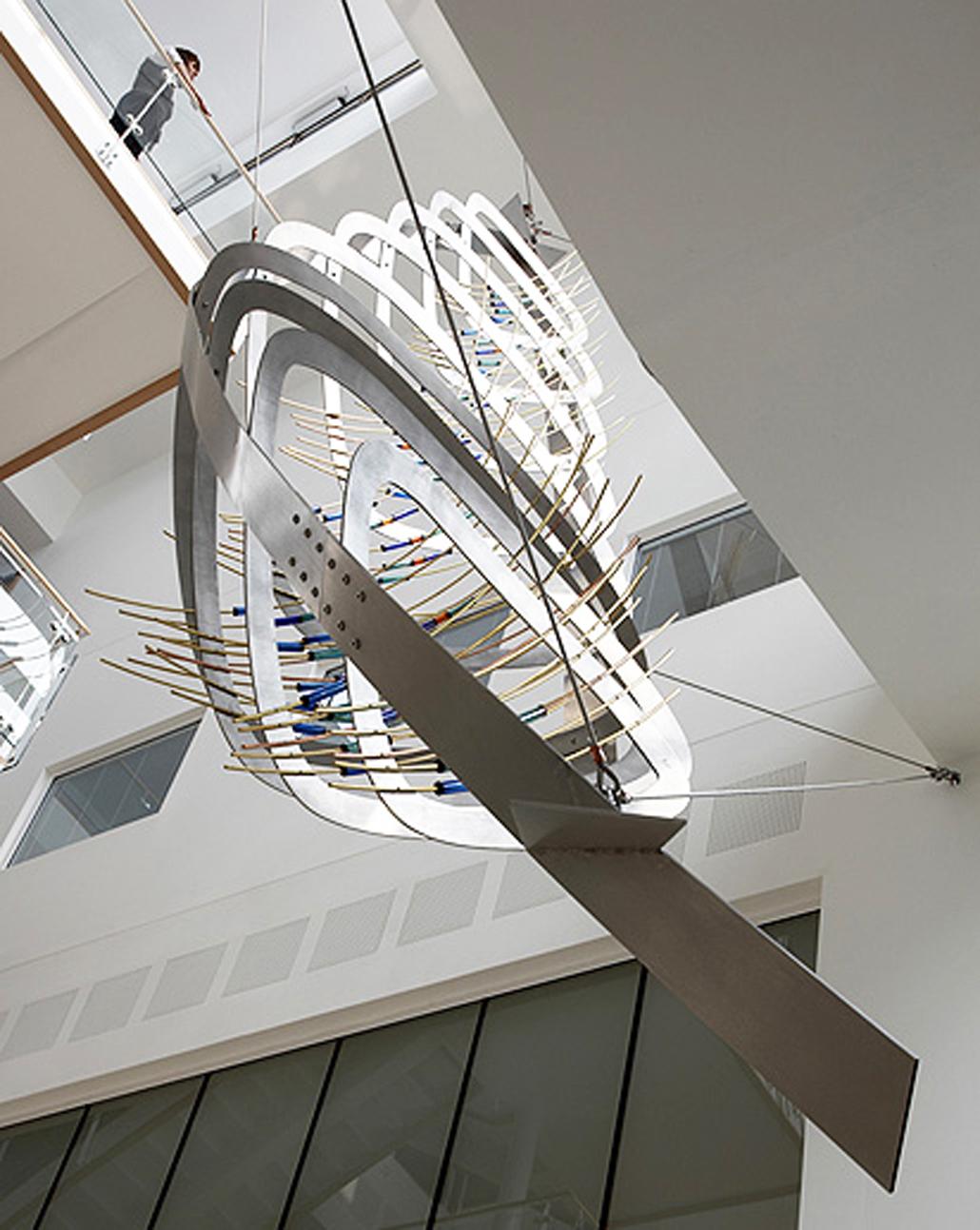 Boat Sculpture, Designer: Rob Olins